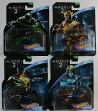 2018 Hot Wheels DC Injustice 2 Character Cars Series (sold individually)