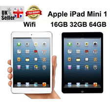 New Apple iPad Mini 1st Gen Black White 16GB 32GB 64GB Wifi Tablet PC UK Sellers