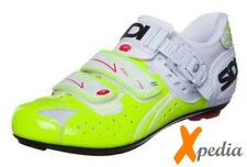 SiDi Genius 5 Fit Carbon Vernice White Yellow Fluo