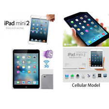 New Apple iPad Mini 2 Tablet 16GB 32GB 64GB Wifi and Cellular 4G Model UK Seller