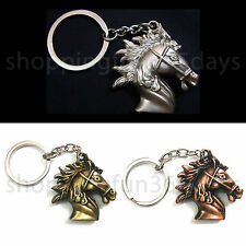 Horse Head Metal Keychain Top Best Selling and Collectible Keyring for Gifting