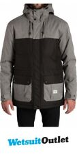 Chaqueta de contraste Billabong Alves GREY HEATHER Z1JK15