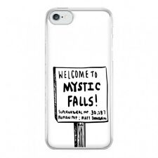 Welcome to Mystic Falls - Vampire Diaries Phone Case - Fun Cases