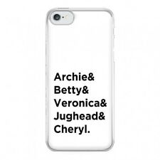Archie, Betty, Veronica, Jughead and Cheryl - Riverdale Phone Case - Fun Cases