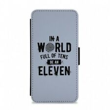 Be An Eleven - Stranger Things Flip / Wallet Phone Case - Fun Cases