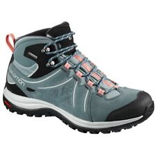 Salomon Ellipse 2 Mid Leather Gtx W Mujer Botas Trekking