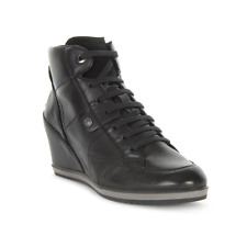 Geox D Illusion A D4454A043BCC9999 negro zapatos deportivos