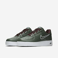 Nike Air Force 1 One Low HONG KONG 2018 Green White Mens Sneakers Trainers Shoes