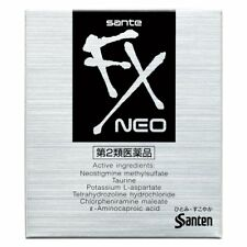 Sante FX Neo Eye Drops 12ml Santen Japan Trial or with Tracking number F/S