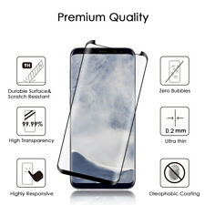 Samsung Galaxy S9 / Plus Tempered Glass Screen Protector FULL COVERAGE 3D CURVED