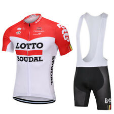 Ropa ciclismo verano Lotto equipement maillot culot cycling jersey maglie short