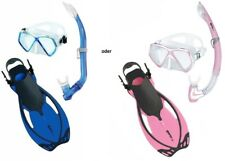 Mares Allegra + pirata kinderschnorchel-set Talla 27 hasta 36 dif. colores