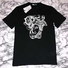 ☆VERSACE COLLECTION T-SHIRT IN BLACK ☆ BRAND NEW ☆ SIZE: S, L ☆ 100% AUTHENTIC ☆