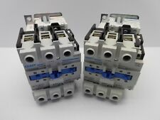 CHINT NC1 45KW AC COIL CONTACTOR 4 POLE 3M & 1 N/O POLES 240V, 415V 95 AMP AUX