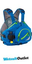 2018 Palm Extrem Whitewater Buoyancy Aid Blue 11726