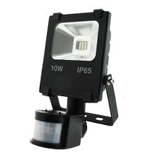 Foco proyector LED Exterior SMD con detector 10W