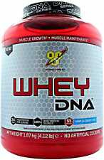 BSN DNA Whey Muscle Growth & Maintenance 100% Pure Protein Powder - 1.87kg