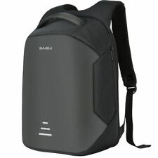 Men Anti theft Backpack multifunctional Oxford Casual Laptop Backpack With USB W