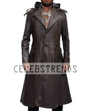 Assassins Creed Jacob Frye Syndicate Faux Leather Coat
