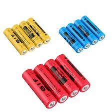 18650 3.7V 12000mAh Rechargeable Li-ion Battery for LED Torch Flashlight GH