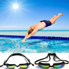 Comfortable Wear On Anti-Fog/Scratch Waterproof  Electroplating Swimming Goggles