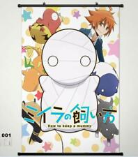 Miira no Kaikata How to keep a mummy Home Decor Poster Wall Scroll Cos Gift 01