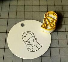 Miira no Kaikata How to keep a mummy rubber-stamp stamp seal Cos Gift Q style