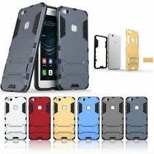 Huawei Ascend P8 P9 P10 Lite Shockproof Cover Hybrid Protective Rubber Case