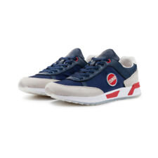 SNEAKERS UOMO COLMAR TRAVIS ORIGINALS COLORE NAVY E RED- MUTRAVISORIGINALS