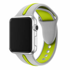 For Apple Watch Series 1 / 2 / 3 Band Strap Bracelet Replacement New Grey-Green