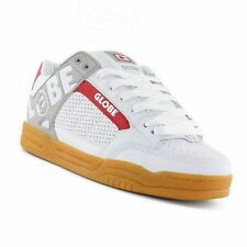 GLOBE NEW Men's Tilt Shoes White Gum BNWT