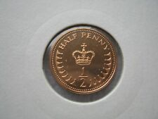 Great Britain Half pence 1/2p proof coins.1971 to 1984 choose your year