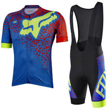 Ropa ciclismo verano Foxx. equipement maillot culot cycling jersey maglie short