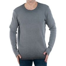 Jack&Jones Homme Pull Gris Manches longues Col rond 20230-03