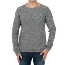 Jack&Jones Homme Pull Gris Manches longues Col rond 20093-03