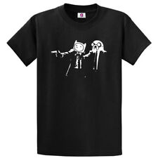 Funny Inspired Banksy Adventure Time Parody Jake The Dog Unisex T-Shirt