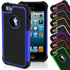 Shockproof Hybrid Silicone Case Cover for  iPhone 4 / 4s 5 / 5s 6 / 6s  iPhone 7