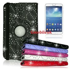 360 Rotating Leather Case Cover For Samsung Galaxy Tab 3 8.0 T310 T311 T315