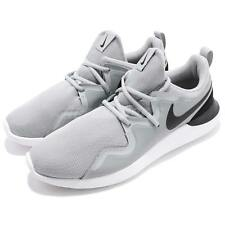Nike Tessen Wolf Grey Black White Men Athletic Shoes Sneakers Trainer AA2160-002