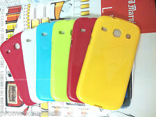 buy2./  Shiny Silicon Soft Back Cover Case For Samsung Galaxy Core i8262