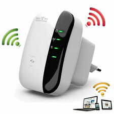 Wireless-N Wifi Repeater 802.11n/b/g Network Wi Fi Routers 300Mbps Range
