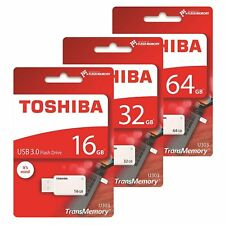 Toshiba 16GB 32GB 64GB TransMemory U303 USB 3.0 Flash Drive USB Stick PenDrive