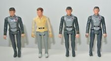 1978 STAR TREK action force figures Spock Kirk