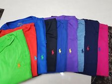 Men's Ralph Lauren Crew Neck Short Sleeve T-Shirts Size L Various Colours