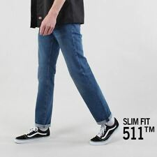 Levis® 511 Slim Fit Jeans Mid City Blue Denim