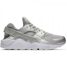 NIKE AIR HUARACHE RUN PRM  704830-008  Dark Beige