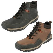 Hombre Clarks Botas Impermeables walbeck TOP ~ N