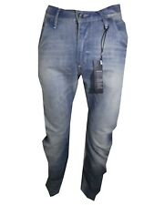jeans g star raw uomo arc 3d loose tapered engineered ergonomico largo W27 W29