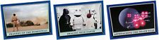 2016 Star Wars Rogue One Mission Briefing Blue Parallel Set Singles Cards