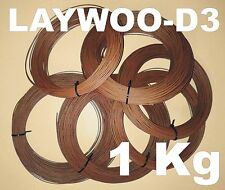 LAYWOO-D3 das Original / Holz wood filament edu-kit 1.0 kg / 1.75 oder 3mm.
